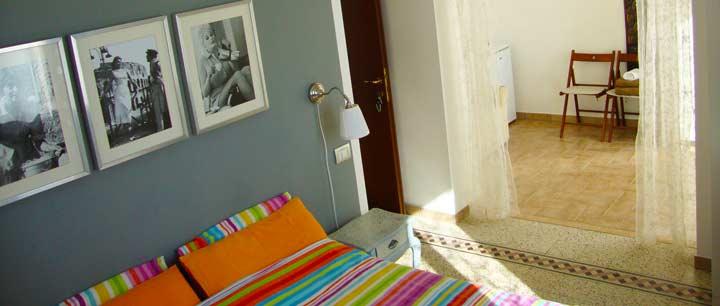 bed & breakfast suite
