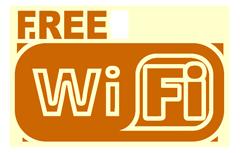 Kleine camping Villa Bussola heeft gratis WIFI