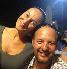 peter & vanessa van Agriturismo en kleine camping Villa Bussola