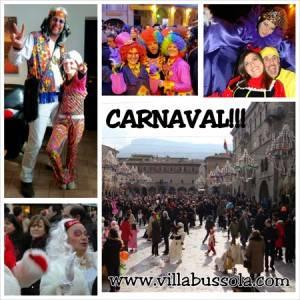 carnaval arrangement