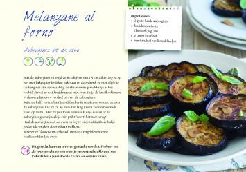 kookboekje Villa Bussola Melanzane