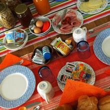 Villa Bussola services  ontbijt