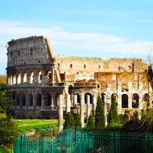 Villa Bussola services dagtocht Rome