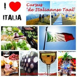 Cursus Italiaans voor groepen bij Villa Bussola Le Marche