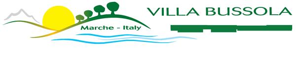 Agriturismo en kleine camping Villa Bussola Logo