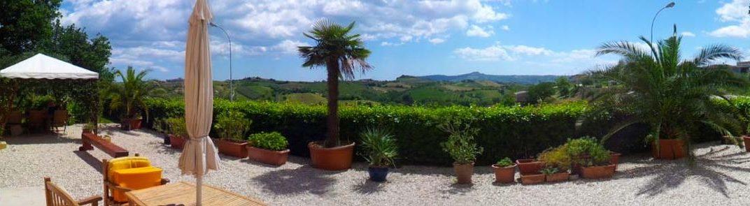 uitzicht Villa Bussola